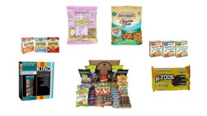 glutenfree processed snacks