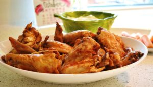 Slow Cooker Friday Night Chicken Wings