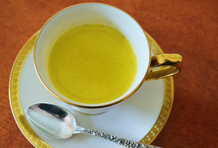 Turmeric Milk for What Ails You This Winter
