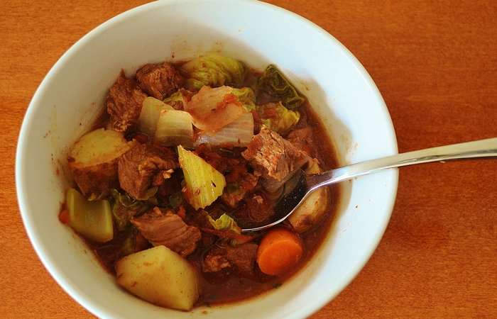 Slower Cooker Beef Stew