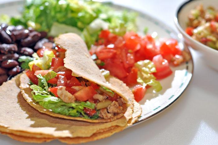 Hint O Lime Fish Tacos