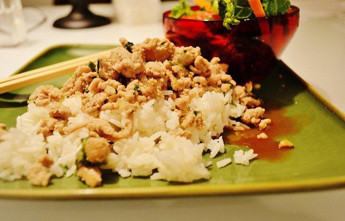Turkey Thai Larb
