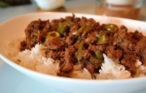 Slow Cooker Picadillo, Cuban-Style